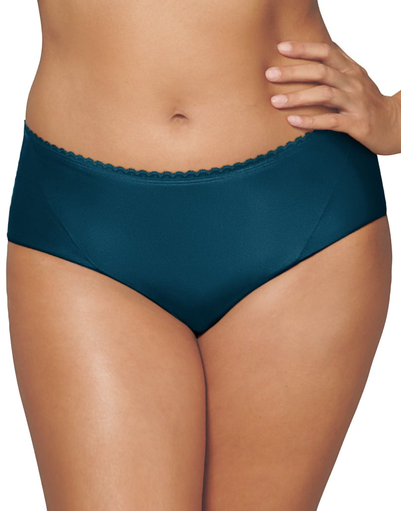 Teal Regatta Front Playtex Incredibly Smooth Cheeky Hipster