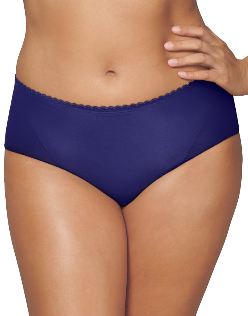 Violet Stone Front Playtex Incredibly Smooth Cheeky Hipster