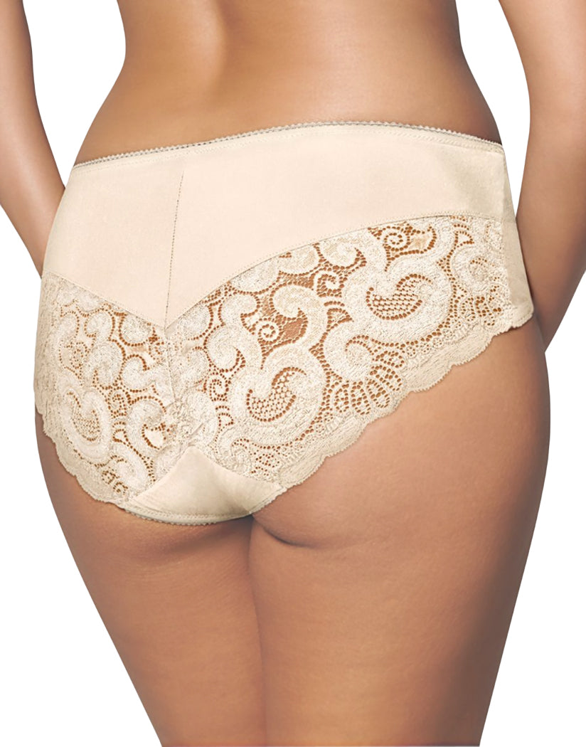Gardenia Front Beautiful Lace Hipster