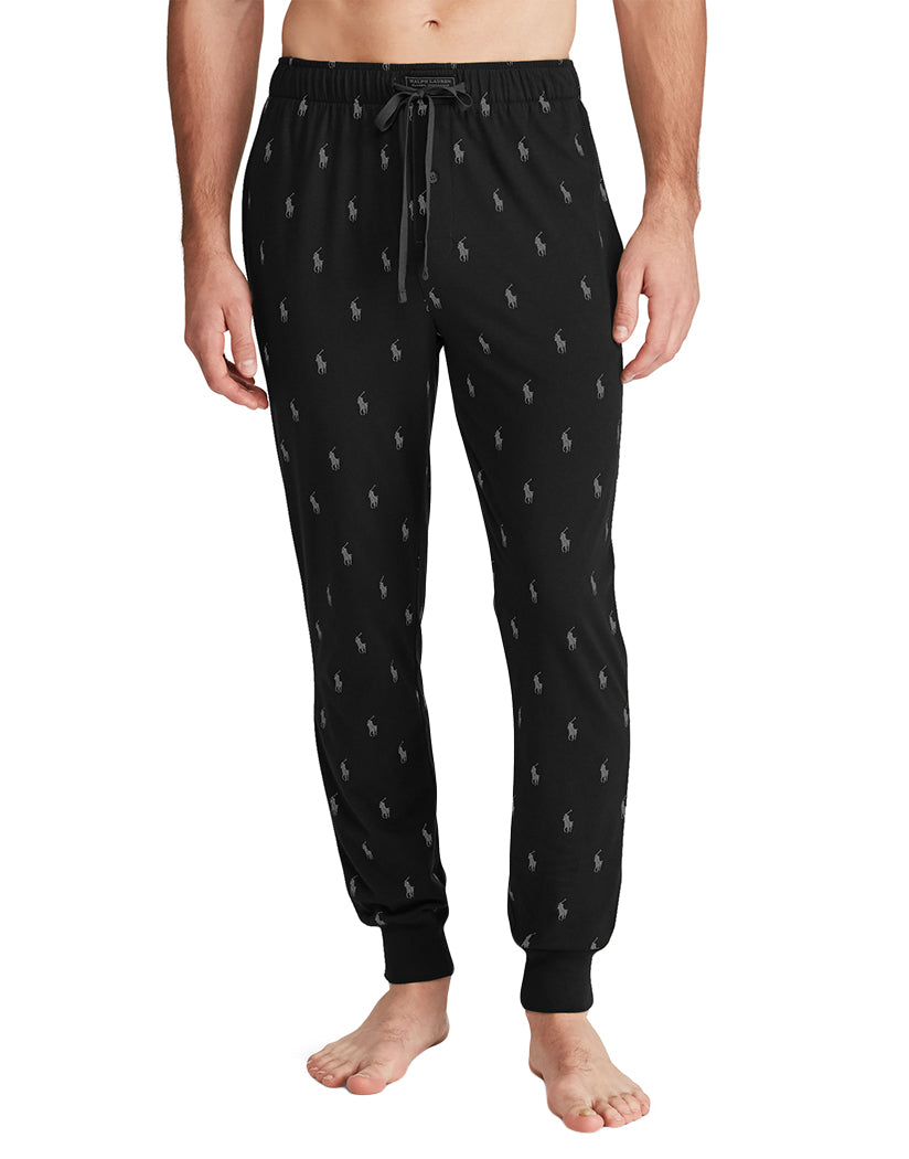 Polo Black Front Polo Ralph Lauren All Over Polo Jogger Pant PK08