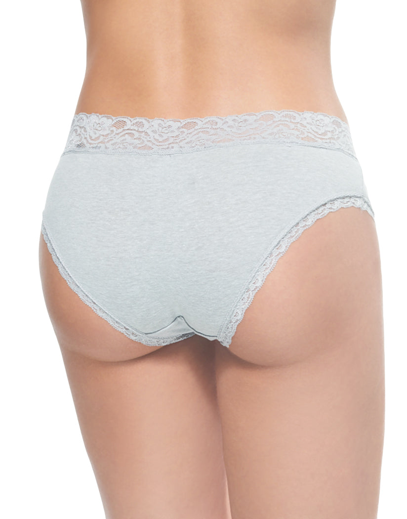 Heather Grey Back International Intimates Made with Love Hipster 156461
