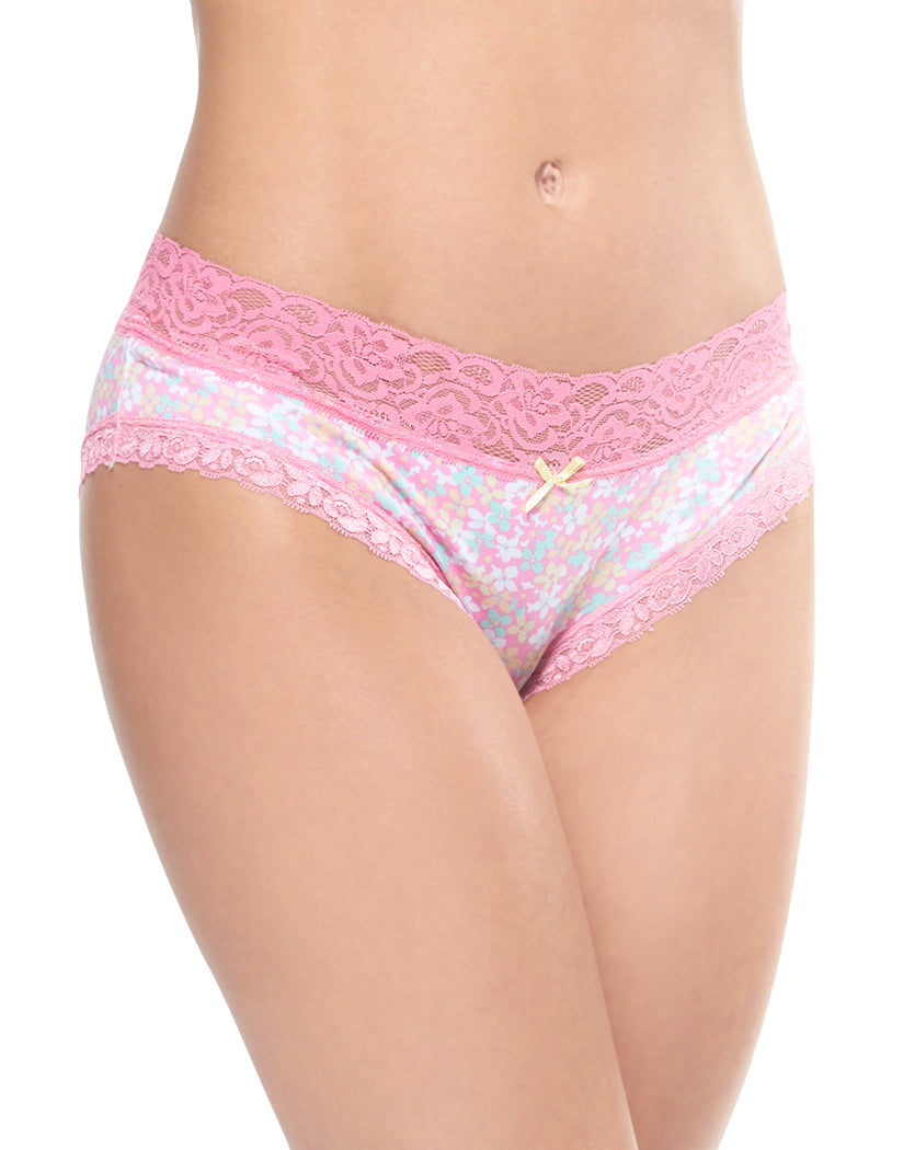 Flower Power Front International Intimates Laced So Sweet Hipster 156659