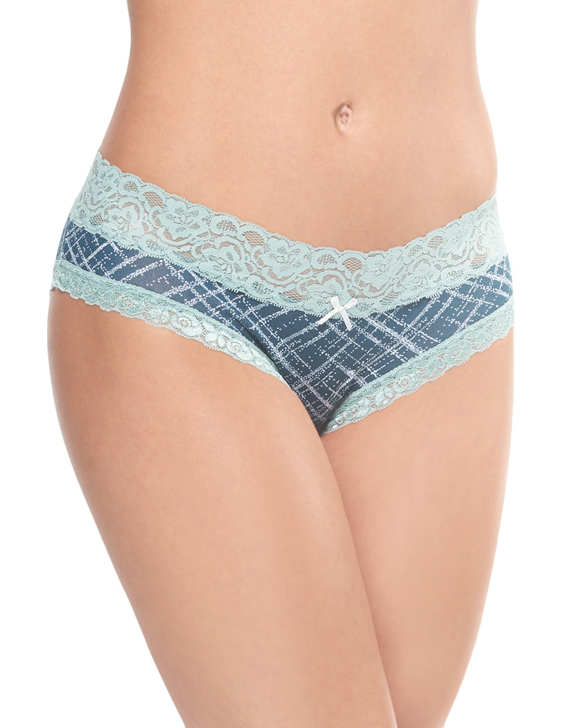 Midnight Moon Front International Intimates Laced So Sweet Hipster 156659
