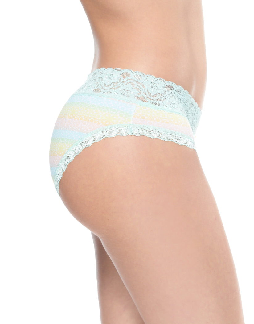 Sunset Haze Side International Intimates Laced So Sweet Hipster 156659
