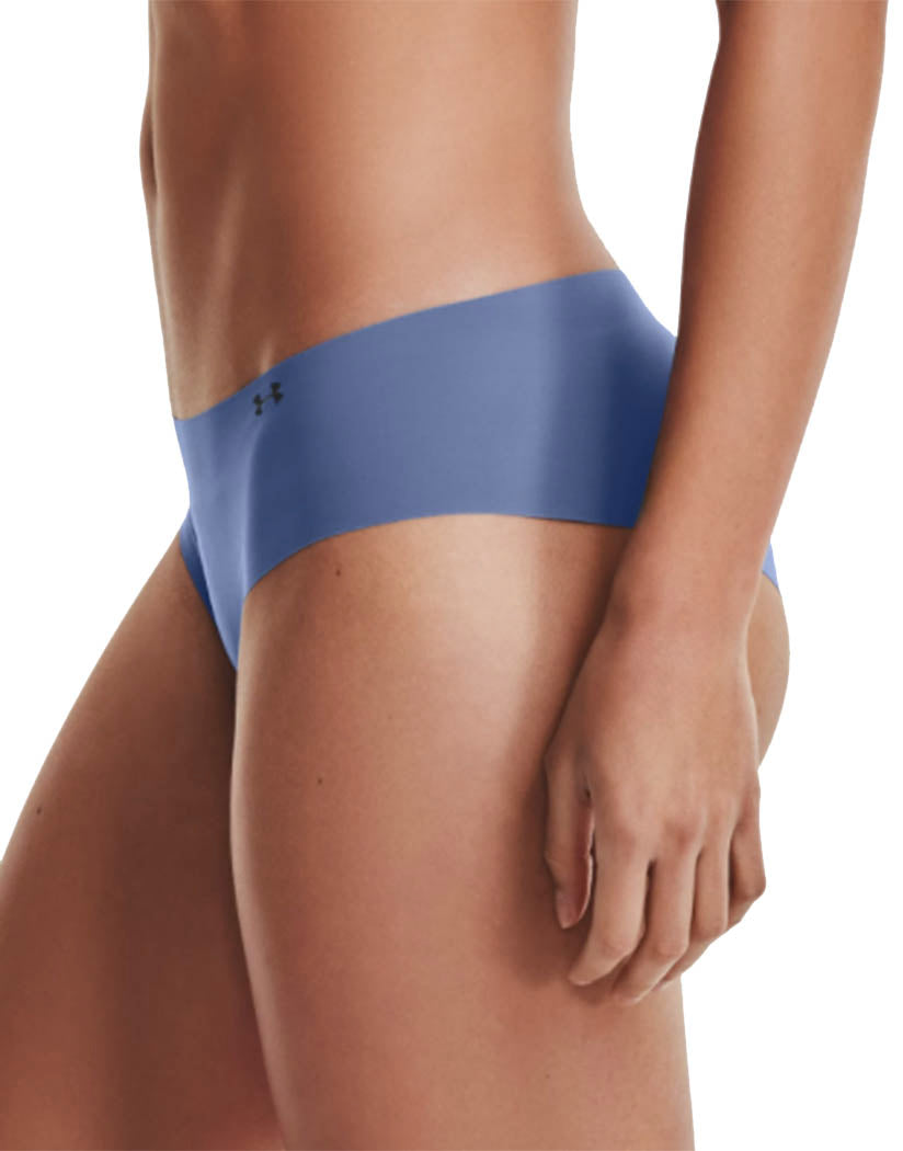3 Pack Under Armour Pure Stretch Womens Brief Nude