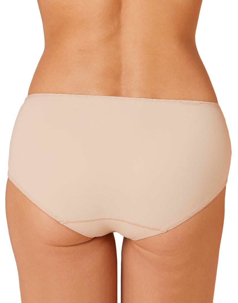 Peau Rose Back Simone Perele Caresse High Waist Brief 12A770