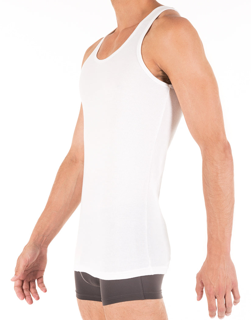 White Side Tommy Hilfiger 3-Pack Classic Tank Tops