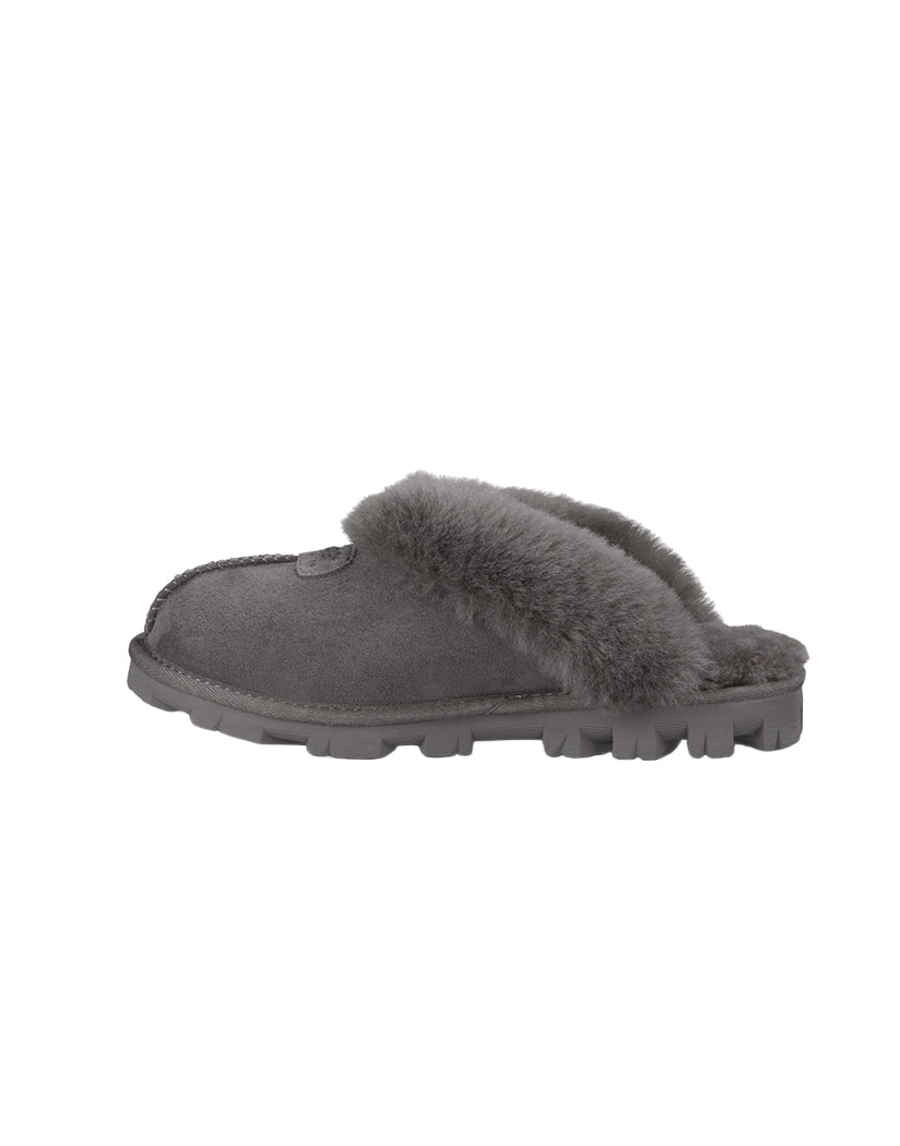 Grey Side UGG Coquette