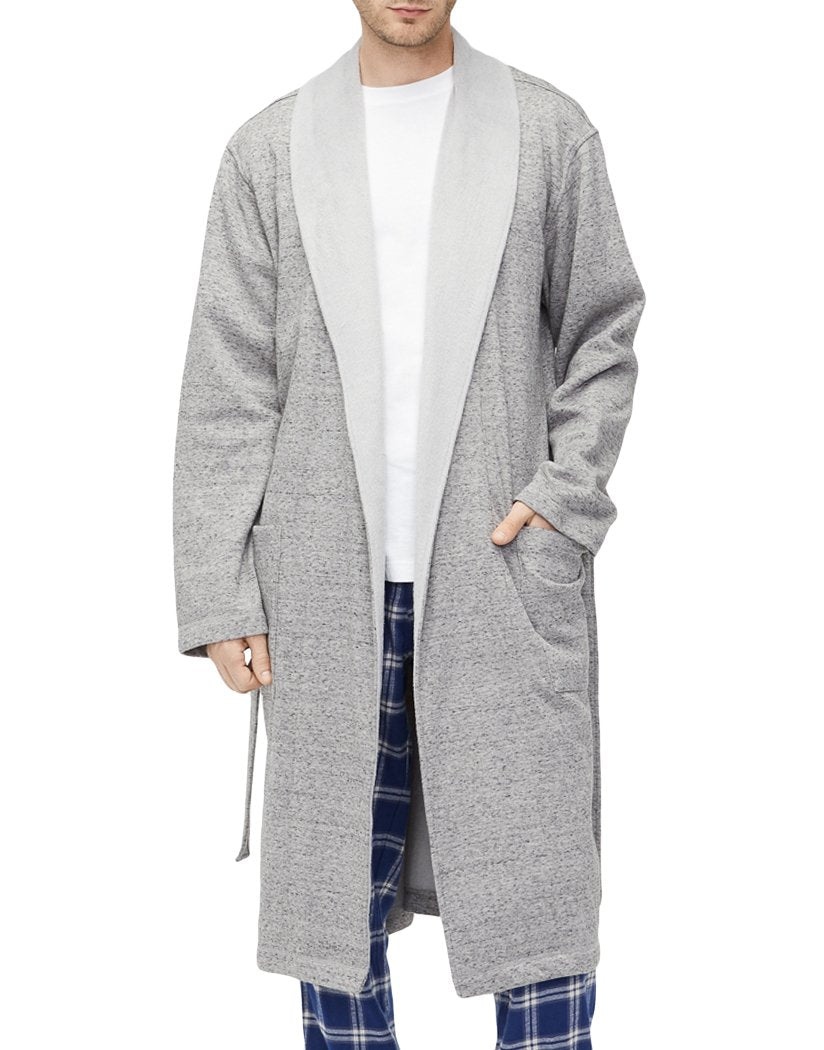 Grey Heather Front UGG Robinson Robe Grey Heather 1096932