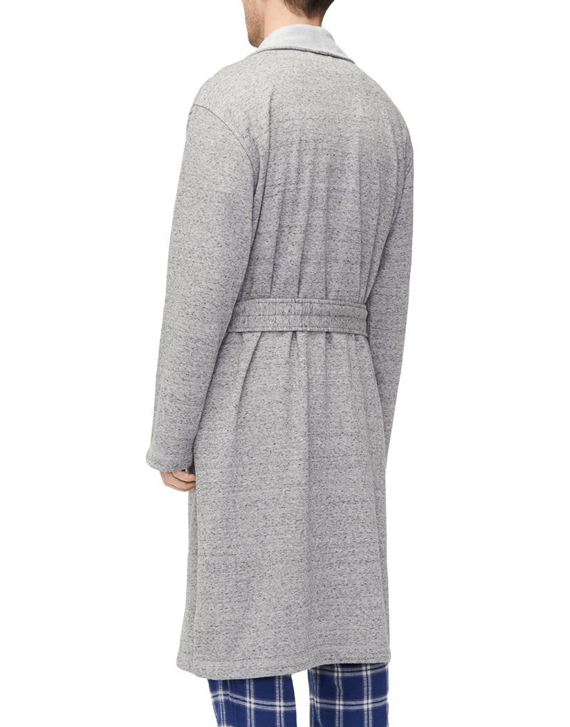 Grey Heather Back UGG Robinson Robe Grey Heather 1096932