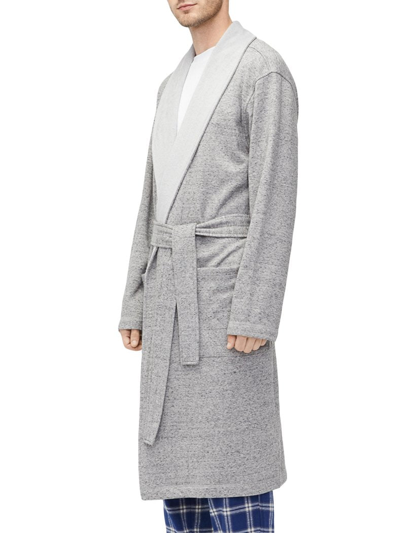 Grey Heather Side UGG Robinson Robe Grey Heather 1096932