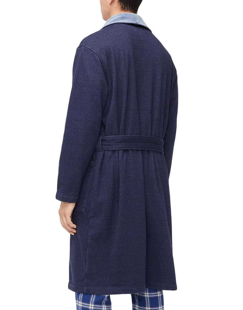 Navy Heather Back UGG Robinson Robe Navy Heather 1096932