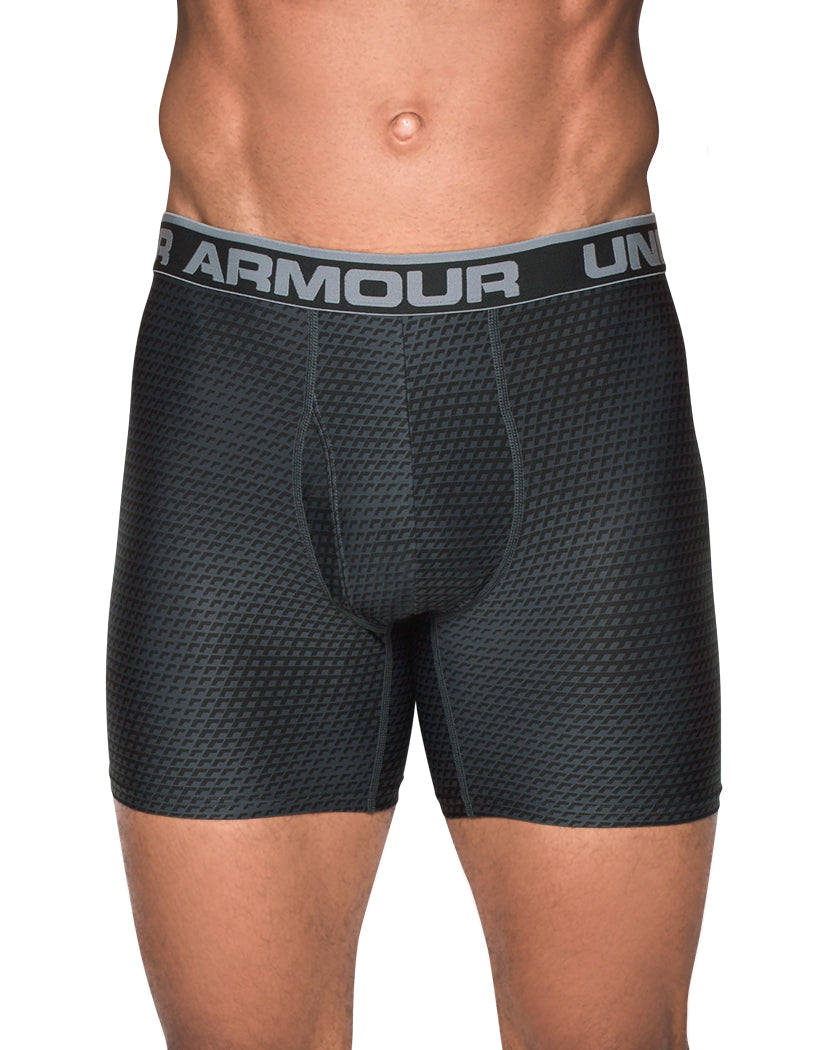 Under Armour Original Series Printed Boxerjock® Black L 889819427662