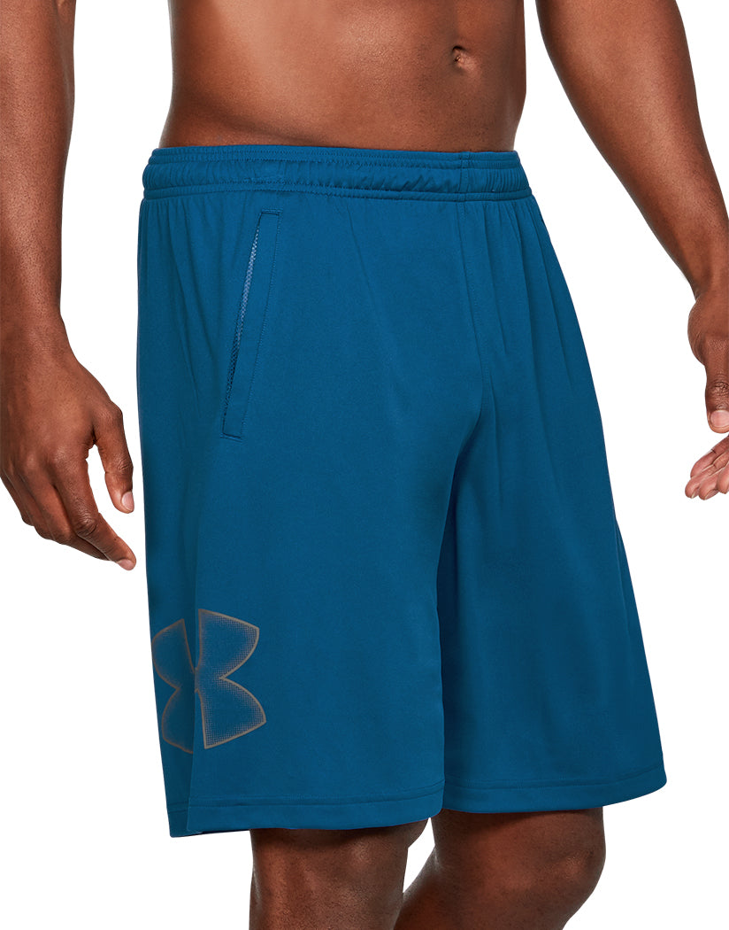 Under Armour Tech Graphic Short Moroccan Blue S 191169564998