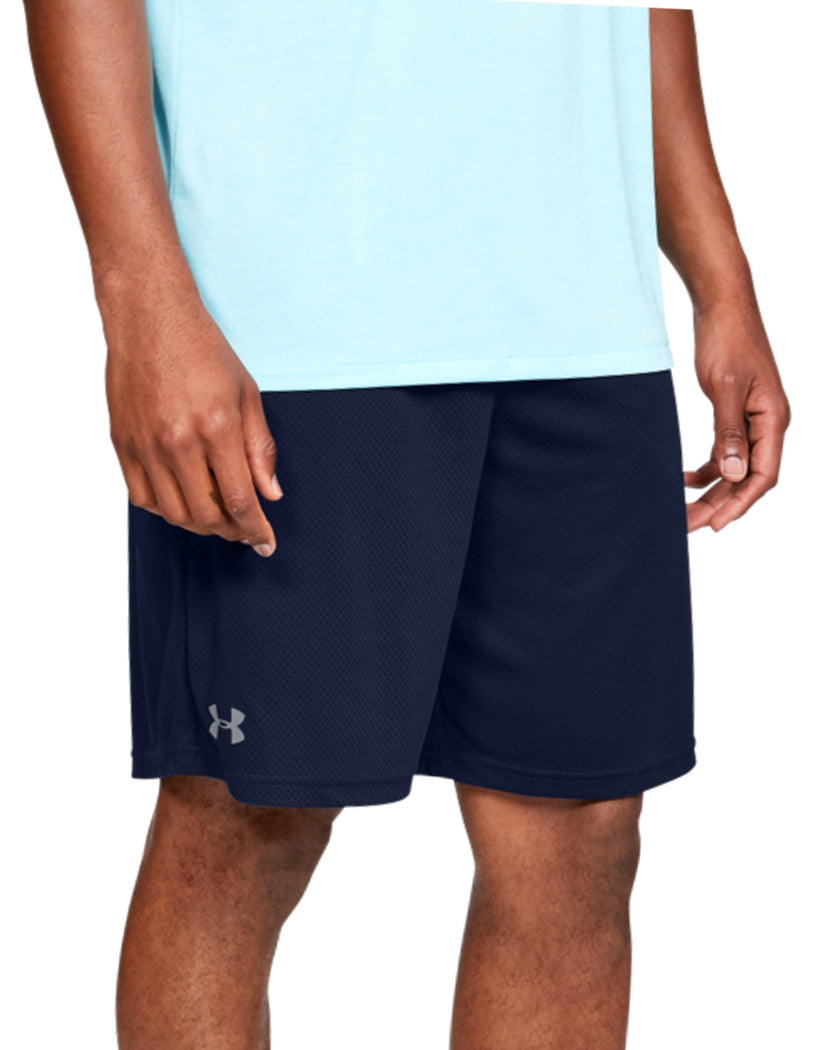 Academy/Steel Front Under Armour Tech Mesh Short 1328705