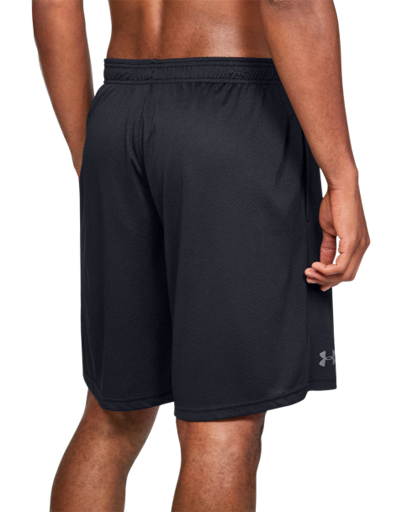 Black/Pitch Gray Back Under Armour Tech Mesh Short 1328705
