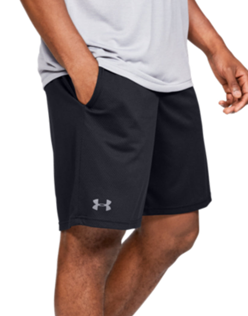 Black/Pitch Gray Side Under Armour Tech Mesh Short 1328705