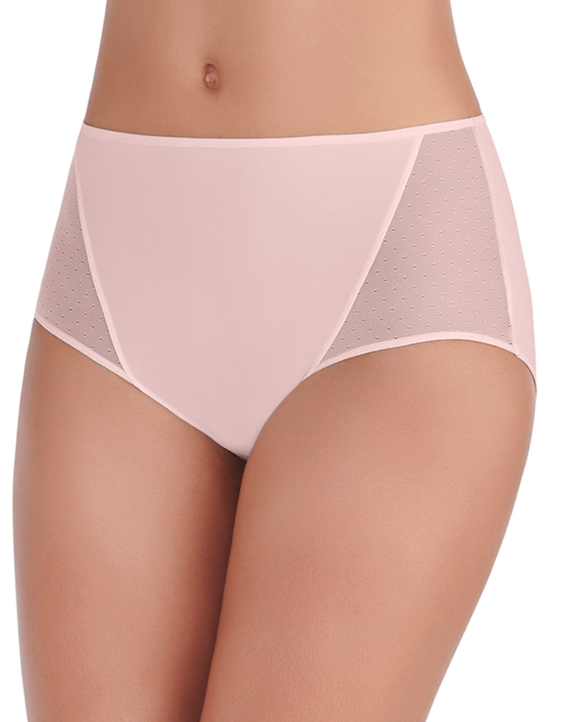 Sheer Quartz Front Vanity Fair Breathable Luxe Brief 13180