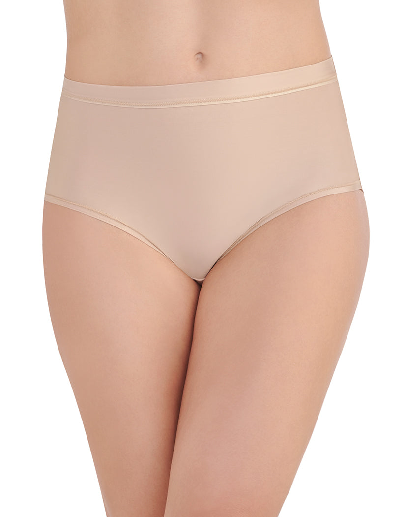 Honey Beige Front Vanity Fair Light and Luxe Brief Panty