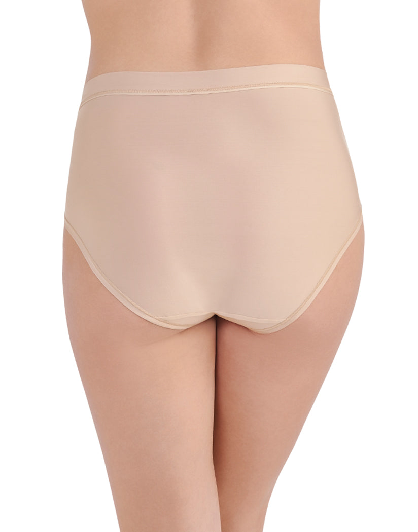 Honey Beige Back Vanity Fair Light and Luxe Brief Panty