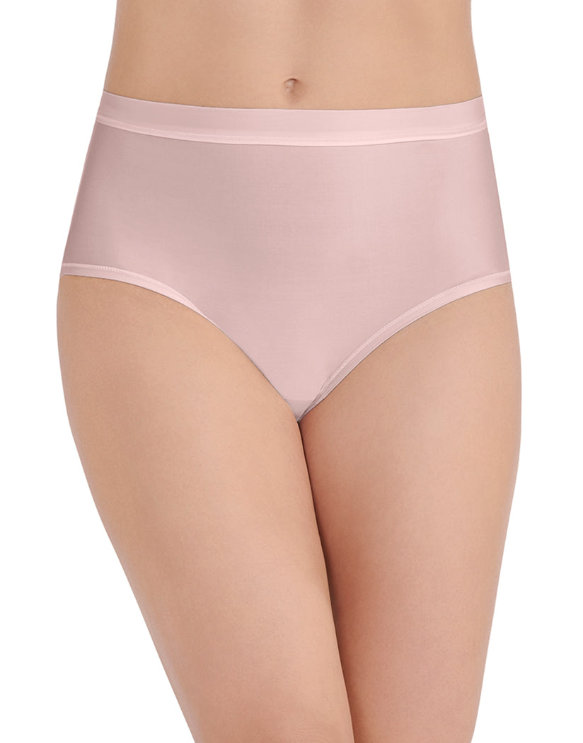 Sheer Quartz Front Vanity Fair Light and Luxe Brief Panty