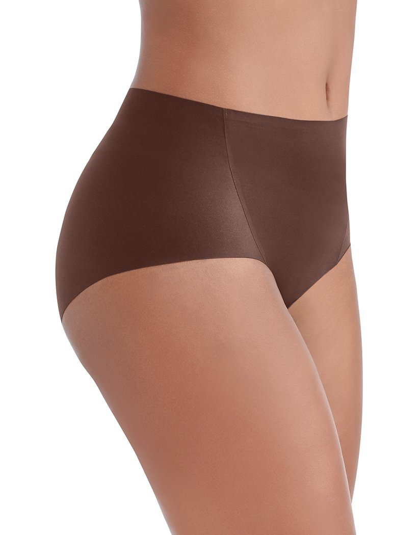 Cappuccino Side Vanity Fair Nearly Invisible Brief 13241
