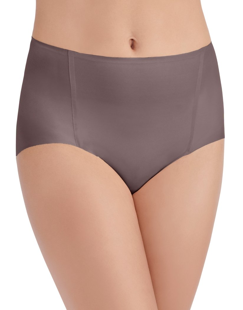 Deep Mauve Front Vanity Fair Nearly Invisible Brief 13241