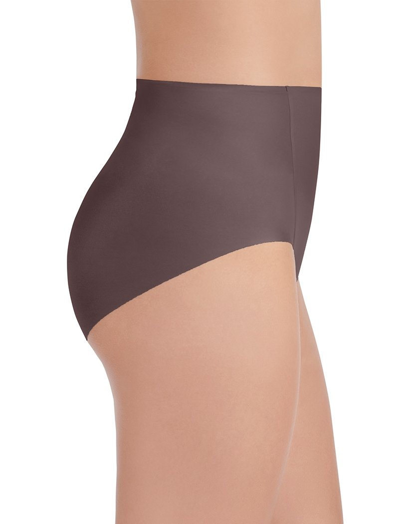 Deep Mauve Side Vanity Fair Nearly Invisible Brief 13241