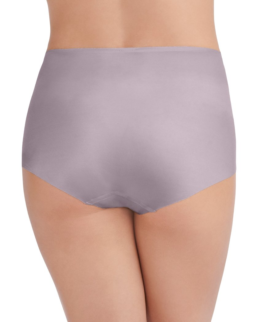 Earthy Grey Back Vanity Fair Nearly Invisible Brief 13241