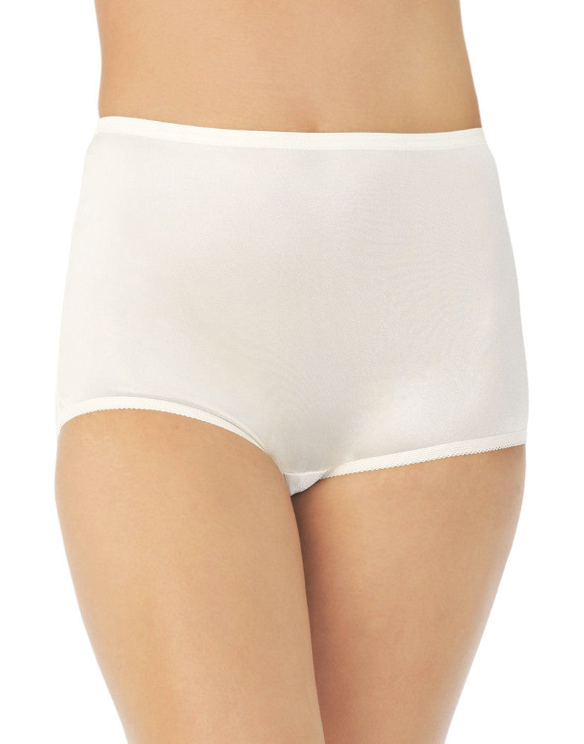 Candleglow Front Vanity Fair Perfectly Yours Ravissant Premium Tailored Nylon Brief