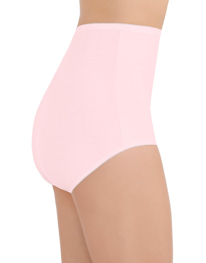 Ballet Pink Side Vanity Fair Perfectly Yours Tailored Brief 15318