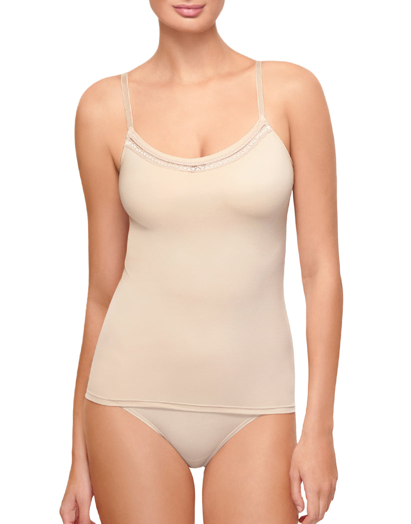 4017e989df028 Nude Front Wacoal Perfect Primer Cami with Self Bra