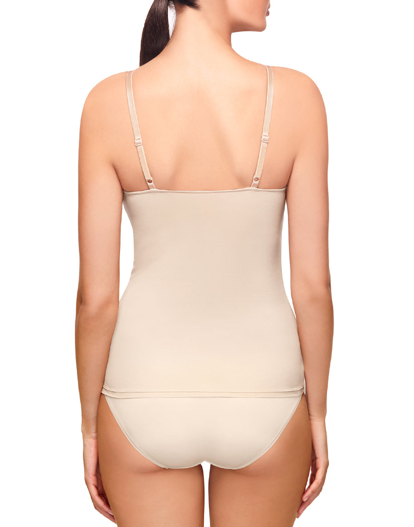 977bd6daeebab Nude Back Wacoal Perfect Primer Cami with Self Bra