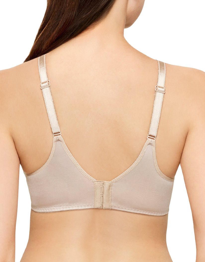 Toast/Sand Back Wacoal Basic Benefits Contour Bra