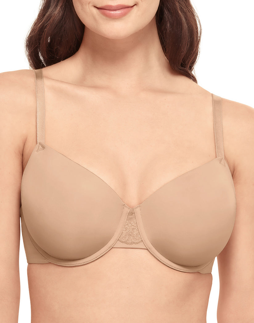 Brush Front Wacoal Lace Impression Contour Bra 853357