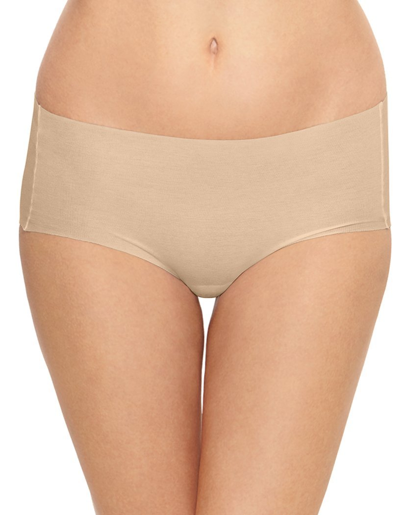 Sand Front Wacoal Beyond Naked Cotton Hipster 870259