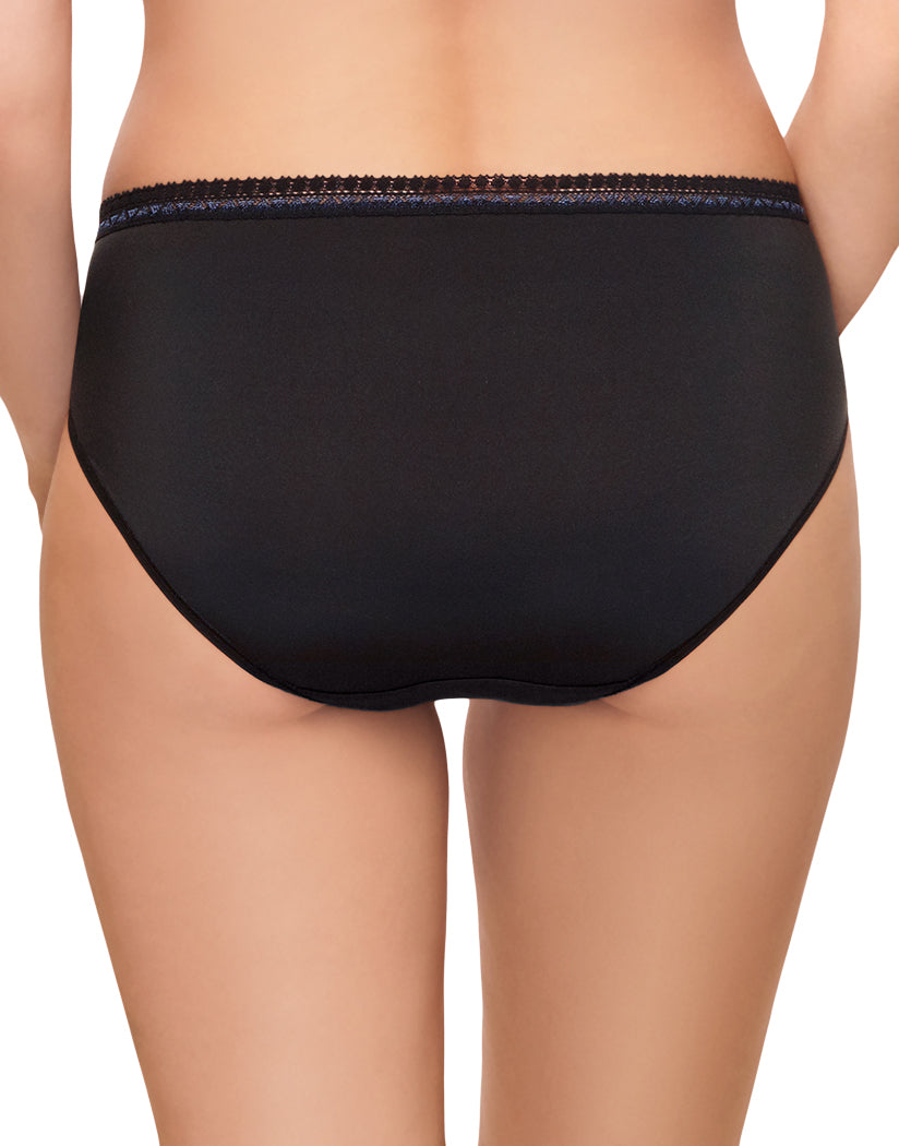 Black Back Wacoal Perfect Primer Hi Cut Brief
