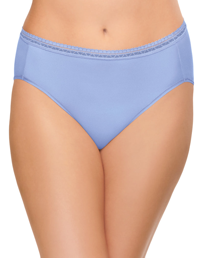Hydrangea Front Wacoal Perfect Primer Hi Cut Brief