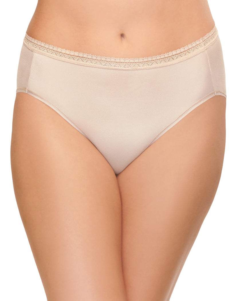 Nude Front Wacoal Perfect Primer Hi Cut Brief