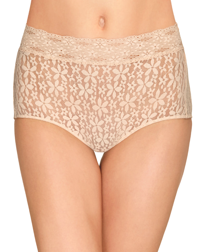Sand Front Wacoal Halo Brief 870405