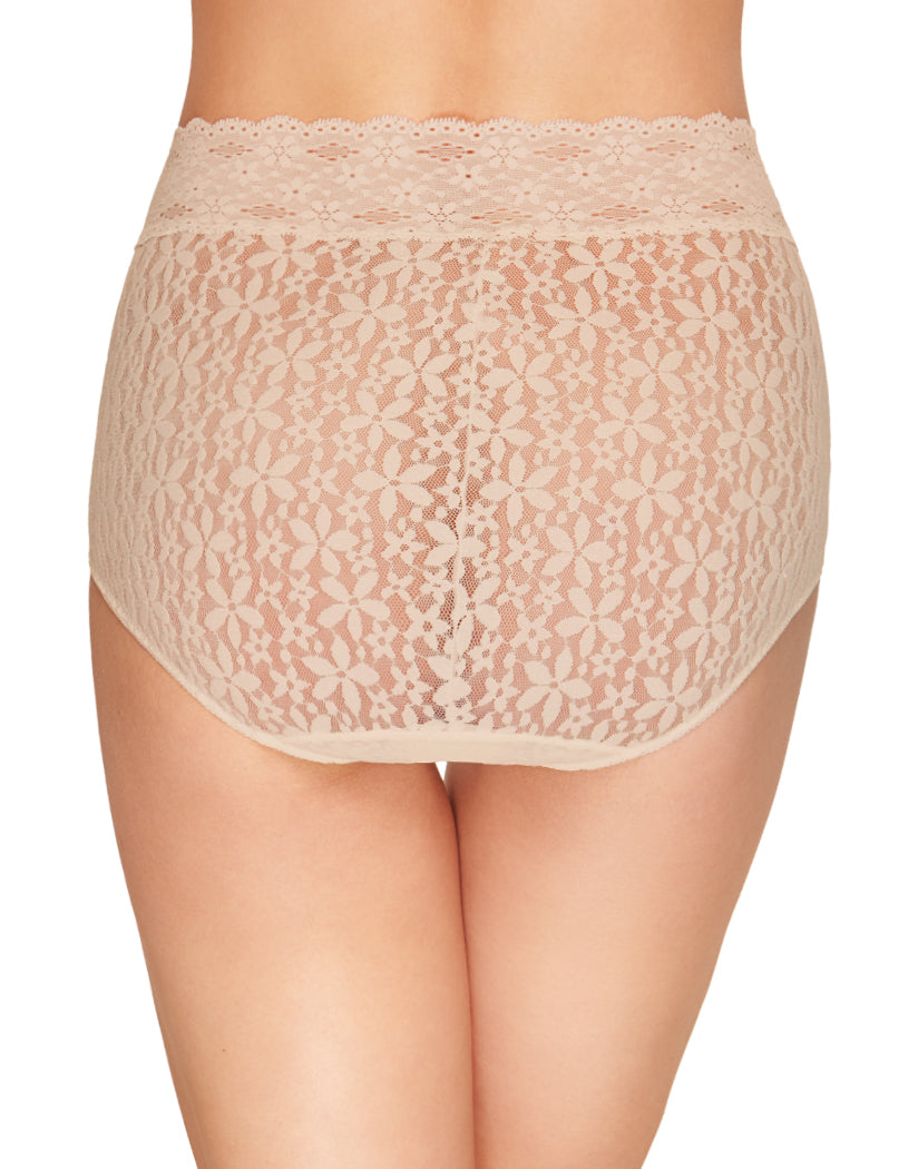 Sand Back Wacoal Halo Brief 870405