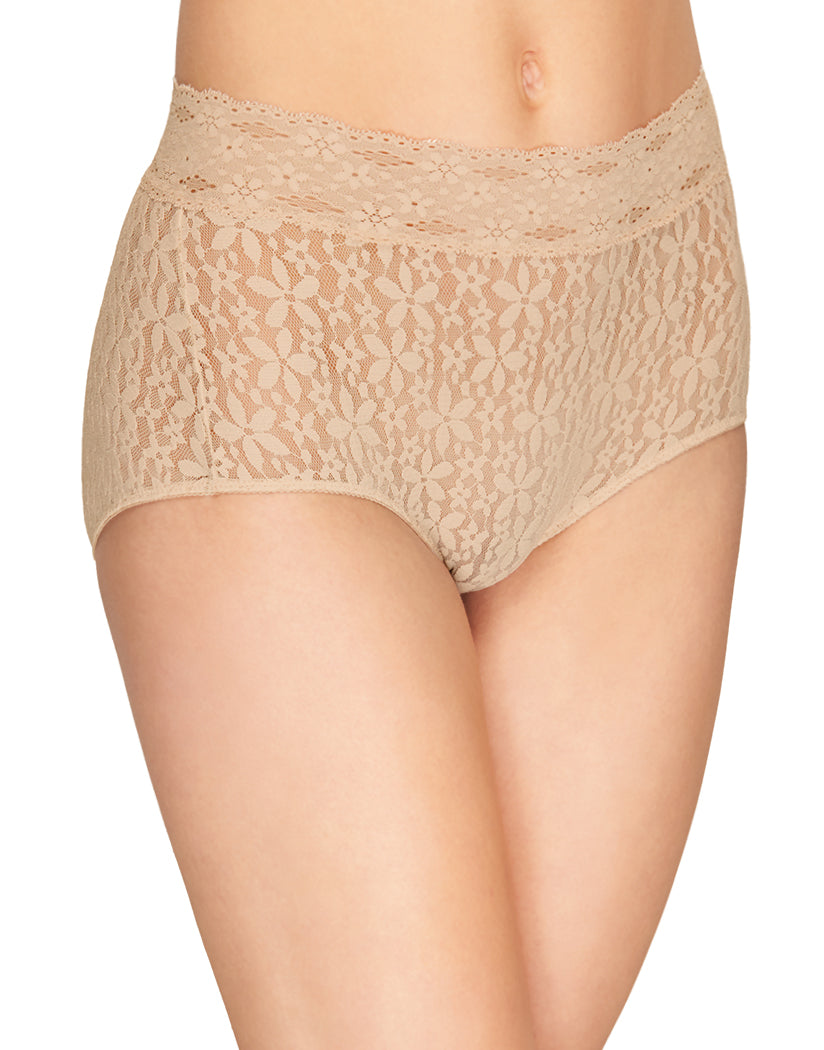 Sand Side Wacoal Halo Brief 870405