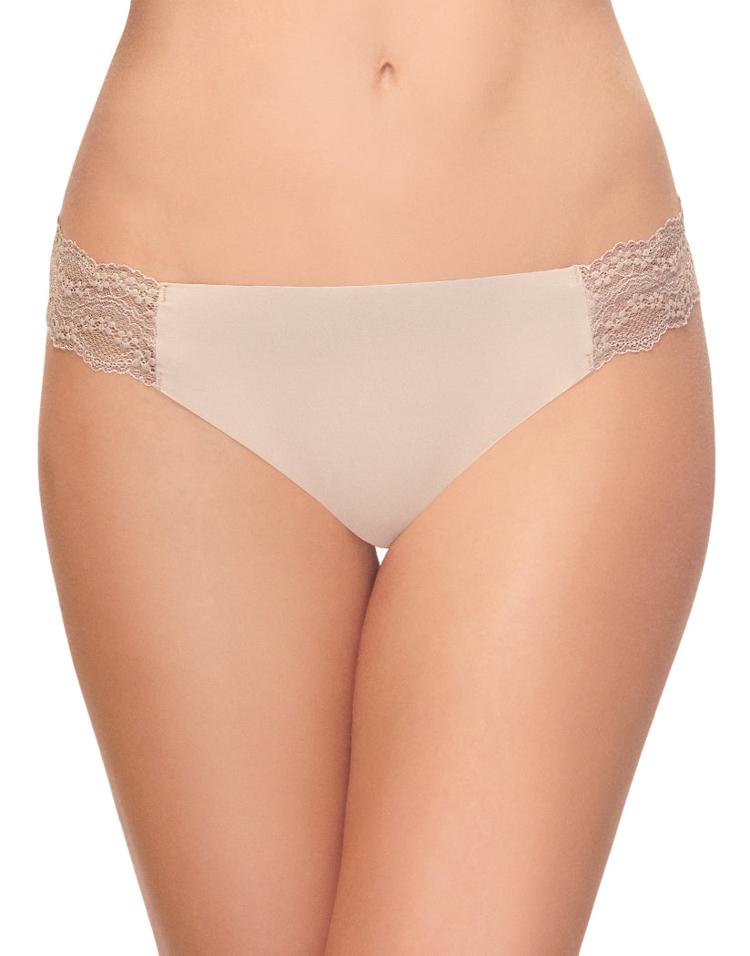 Au Natural Front b.tempt'd by Wacoal B.Bare Thong