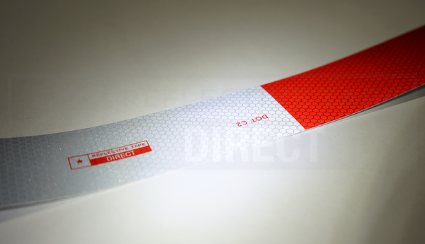 Glass ebad reflective tape
