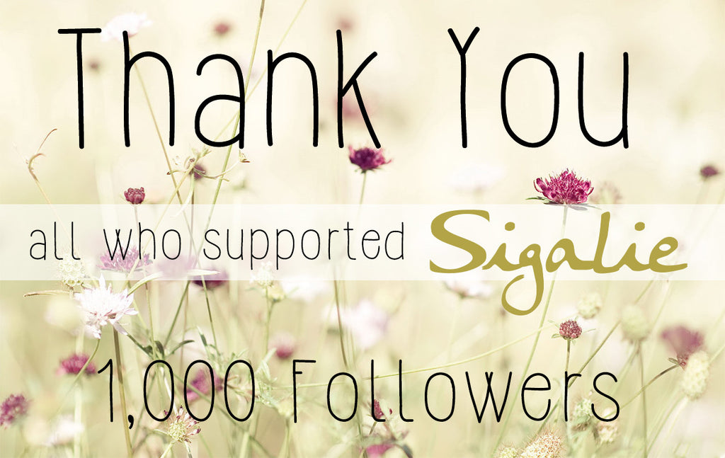 Thank you to our AMAZING Instagram Followers