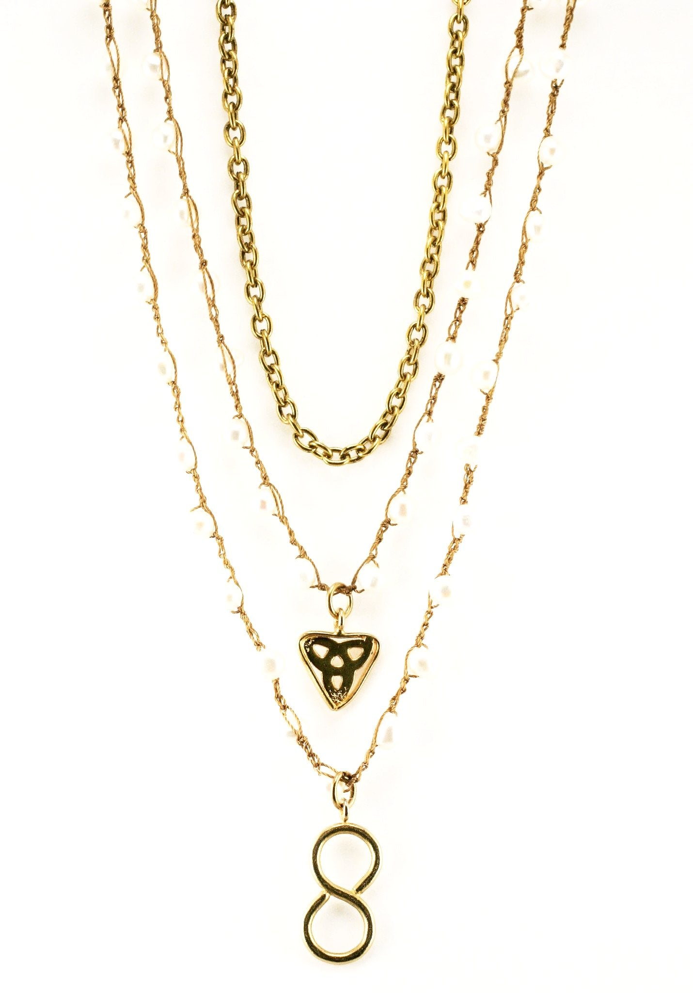 sister necklaces infinity necklace big lil tzaro chains original sis heart jewelry fullxfull set products il