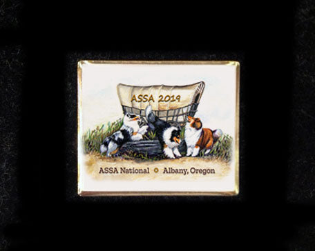 2019 ASSA National Lapel Pin