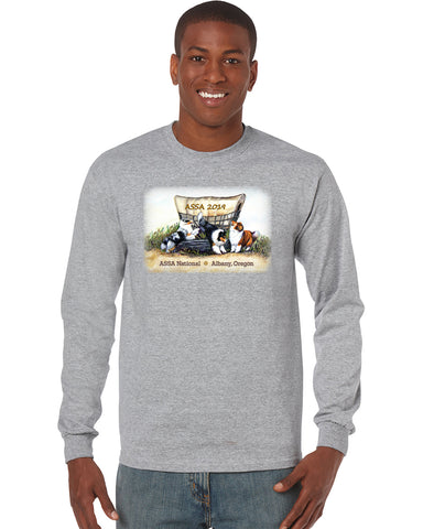 2019 ASSA National T-Shirt - Long Sleeve
