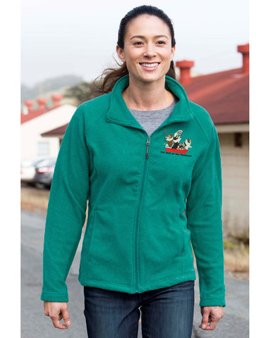 2018 ASSA National Women's Fleece Jacket