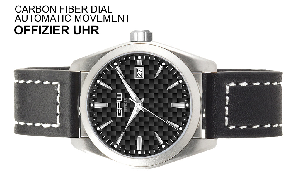 Offizier Uhr (Automatic)